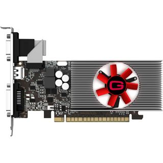 1GB Gainward GeForce GT 740 GDDR3 Aktiv PCIe 3.0 x16 (Retail)