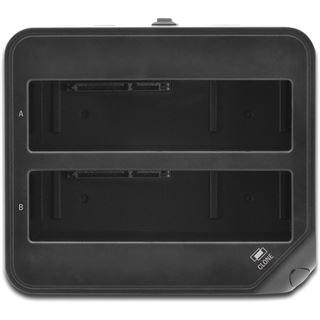 """Digitus SATA Dockingstation für 2x 2.5"""" oder 3.5"""" SATA Festplatten (DA-70548)"""