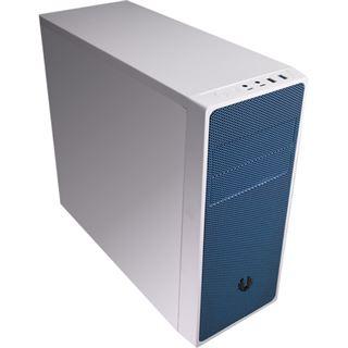 BitFenix Neos Midi Tower ohne Netzteil weiss/blau