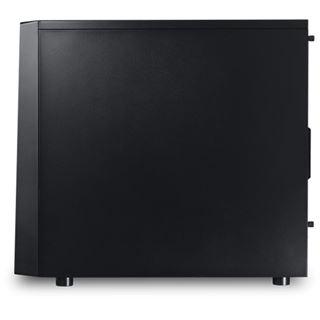 BitFenix Neos Midi Tower ohne Netzteil schwarz/silber