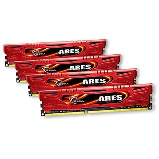 32GB G.Skill Ares DDR3-2133 DIMM CL11 Quad Kit