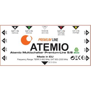 Atemio Atevio Multischalter Premium-Line 5/8 eco