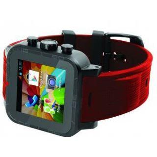 """Iconbit Watch CALLISTO 300R 1.54"""" A4.2 3G GPS rot IP56"""