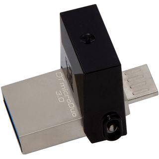 64 GB Kingston DataTraveler microDuo schwarz USB 3.0