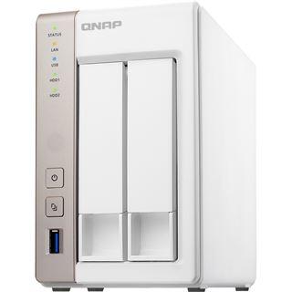 QNAP Turbo Station TS-251 ohne Festplatten
