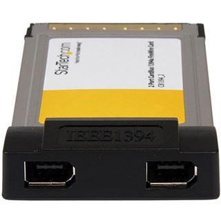 StarTech.com 2 Port Firewire IEEE 1394