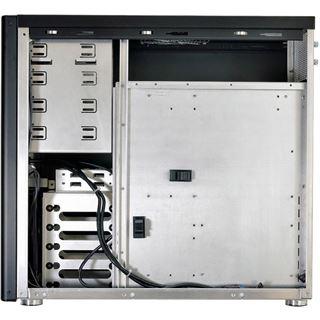 Lian Li PC-8EB Midi Tower ohne Netzteil schwarz