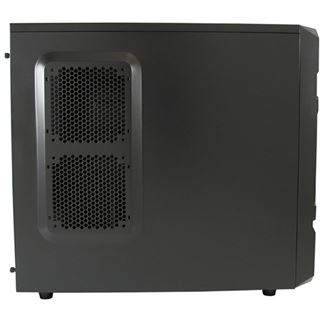 LC-Power Pro-928B Mechadroid Midi Tower 600 Watt schwarz