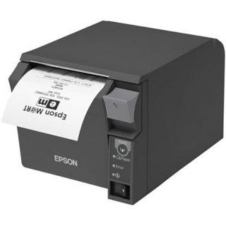 Epson TM-T70II dunkelgrau C31CD38032A0 Thermotransfer Drucken Seriell/USB 2.0