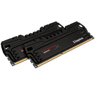 16GB HyperX Beast DDR3-2133 DIMM CL11 Dual Kit