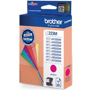 Brother Tinte LC223M magenta