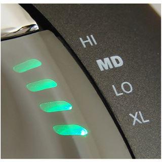 BakkerElkhuizen VerticalMouse 4 Rechts USB weiß/grau