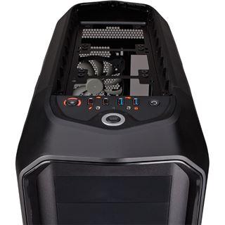 Corsair Graphite 780T schwarz mit Sichtfenster Big Tower ohne Netzteil schwarz