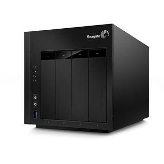 Seagate NAS 4-Bay ohne Festplatten