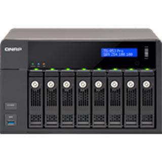 QNAP Turbo Station TS-853 Pro ohne Festplatten