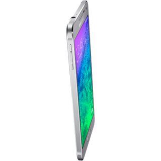 Samsung Galaxy Alpha G850F 32 GB silber