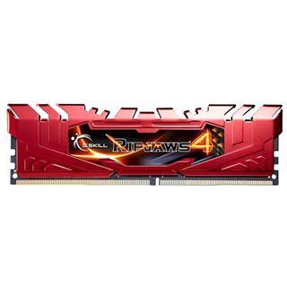 32GB G.Skill RipJaws 4 rot DDR4-2400 DIMM CL15 Quad Kit