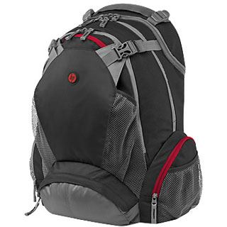 HP 17.3 FULL FEATURED BACKPACK