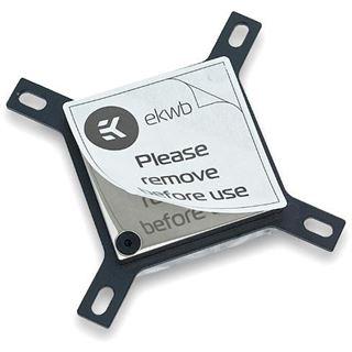 EK Water Blocks Supremacy EVO rot Kupfer (vernickelt) CPU Kühler