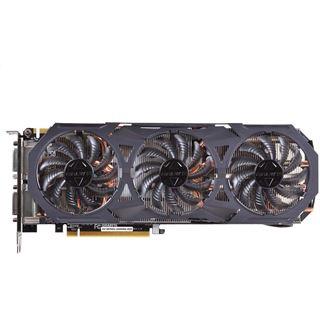 4GB Gigabyte GeForce GTX 970 Gaming G1 Aktiv PCIe 3.0 x16 (Retail)