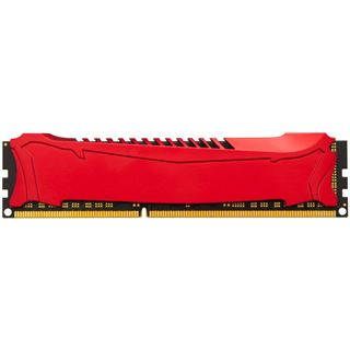 4GB HyperX Savage rot DDR3-1866 DIMM CL9 Single