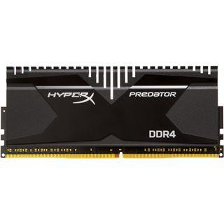 16GB HyperX Predator DDR4-2400 DIMM CL12 Quad Kit