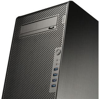 Lian Li PC-V1000LWX mit Sichtfenster Big Tower ohne Netzteil schwarz