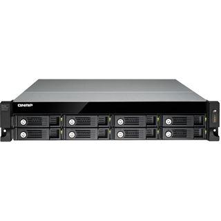 QNAP UX-800U-RP Erweiterungsgeh. 2HE