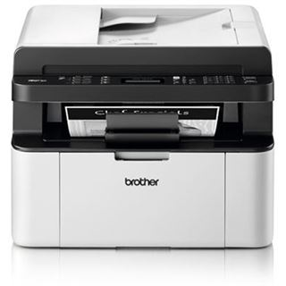 Brother MFC-1910WG1 S/W Laser Drucken/Scannen/Kopieren/Faxen USB