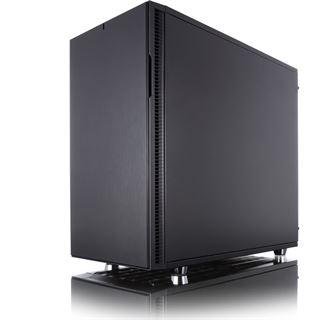 Fractal Design Define R5 gedämmt Midi Tower ohne Netzteil schwarz