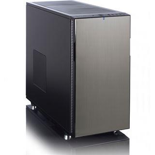 Fractal Design Define R5 gedämmt Midi Tower ohne Netzteil titan