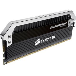 32GB Corsair Dominator Platinum DDR4-2666 DIMM CL15 Quad Kit