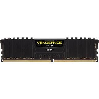 64GB Corsair Vengeance LPX schwarz DDR4-2400 DIMM CL14 Octa Kit