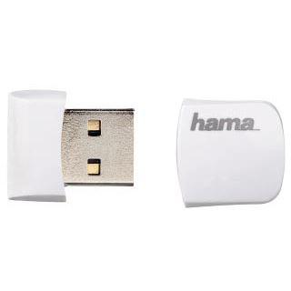 16 GB Hama FlashPen Jelly weiss USB 2.0