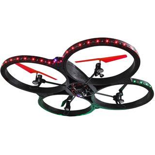 Jamara Quadrocopter 4Kanal Flyscout 2,4 GHz Kompass/LED