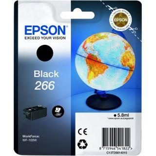Epson Workforce Tinte WF-100 schwarz 266, Kapazität: 250