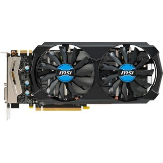 4GB MSI GeForce GTX 970 OC Aktiv PCIe 3.0 x16 (Retail)