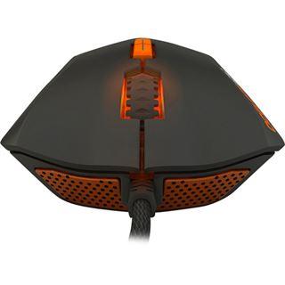 Ozone Argon Ocelot World USB schwarz/orange (kabelgebunden)