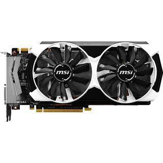 2GB MSI GeForce GTX 960 2GD5T OC Aktiv PCIe 3.0 x16 (Retail)