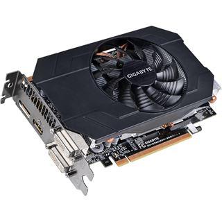 2GB Gigabyte GeForce GTX 960 OC Aktiv PCIe 3.0 x16 (Retail)
