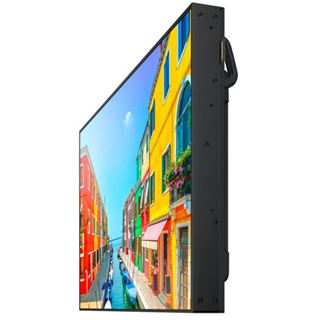 "46"" (116,84cm) Samsung Smart Signage OM46D-W EN schwarz 1920x1080 2xHDMI / Component-Eingang (Y/Pb/Pr) / DisplayPort 1.2 / DVI-D"