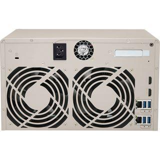 QNAP Turbo Station TVS-863 ohne Festplatten