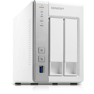QNAP Turbo Station TS-231+ ohne Festplatten