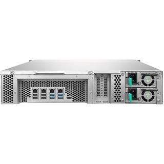 QNAP Turbo Station TVS-1271U-RP ohne Festplatten