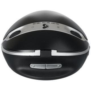 R-GO Tools Oyster USB schwarz/silber (kabellos)