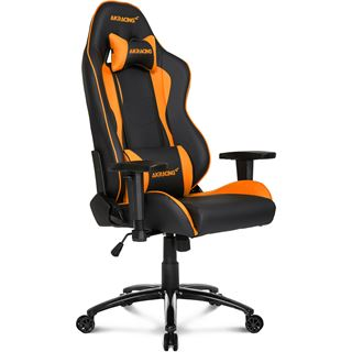 AKRACING Nitro Gaming Chair - schwarz/orange