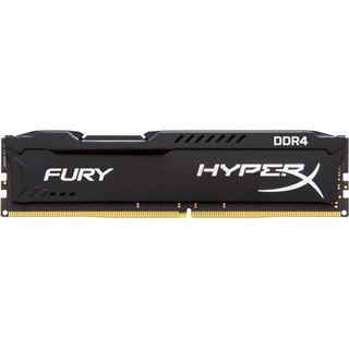 16GB HyperX FURY schwarz DDR4-2400 DIMM CL15 Quad Kit