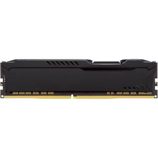 32GB HyperX FURY schwarz Dual Rank DDR4-2400 DIMM CL15 Quad Kit