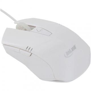 InLine 55362 USB weiß (kabelgebunden)