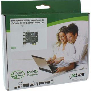 InLine 76615I 4 Port PCIe retail